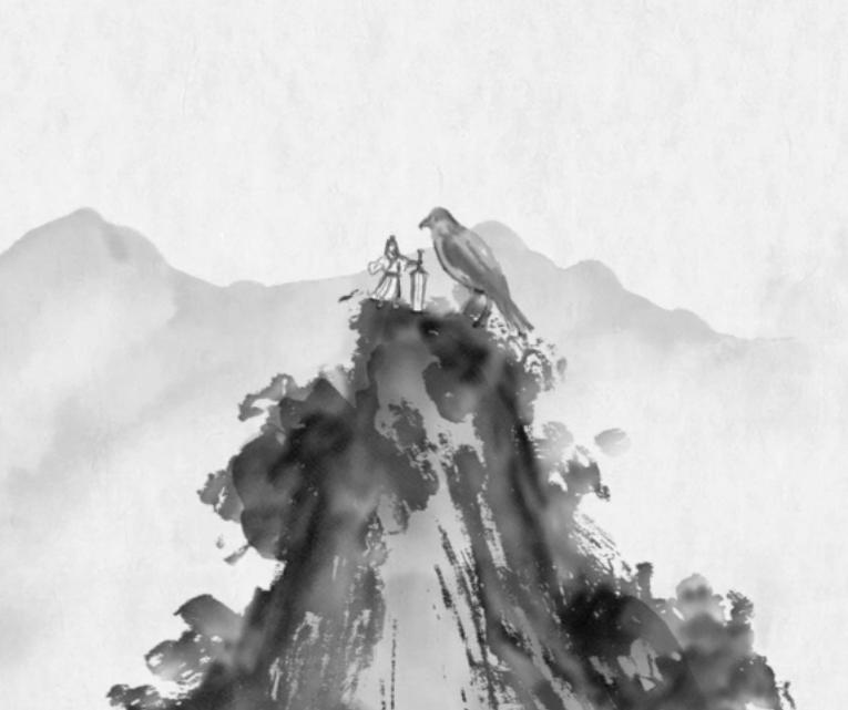 神鵰俠侶(輕柔飄逸主題片段)