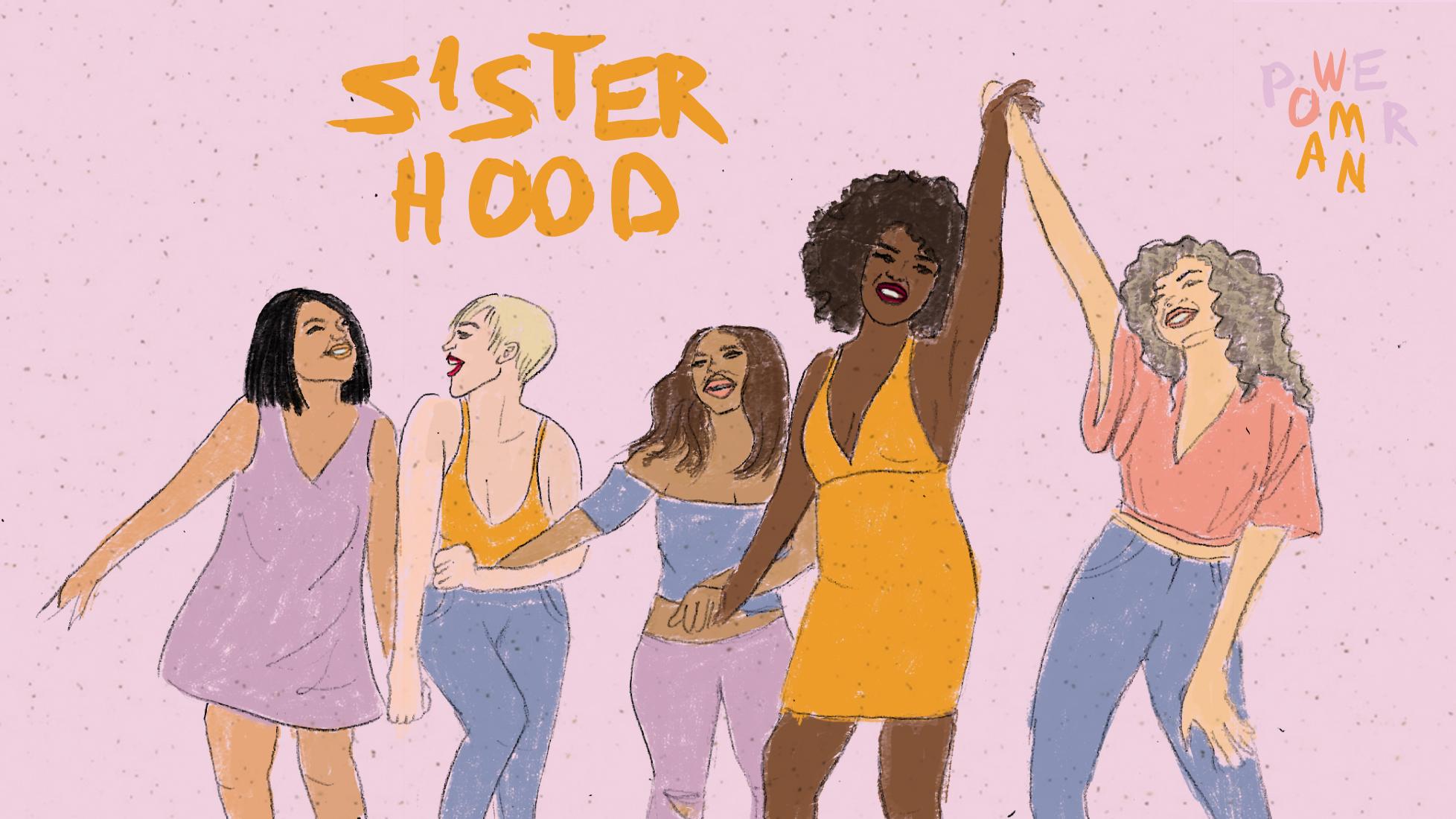 sisterhoodbywomanpower
