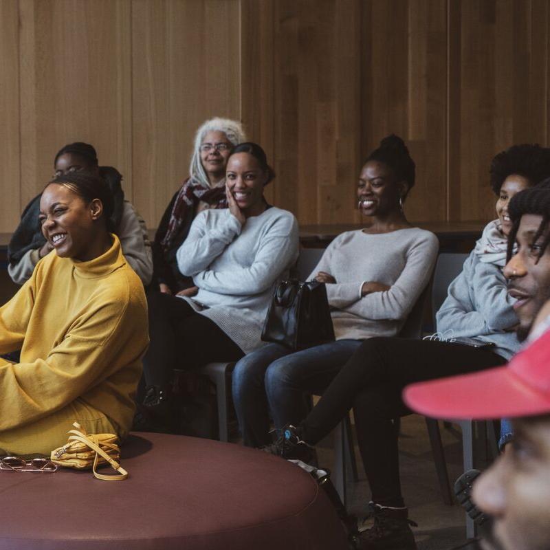 Panel: Démystifier l'artafro-québécois - PANEL ET CONVERSATION