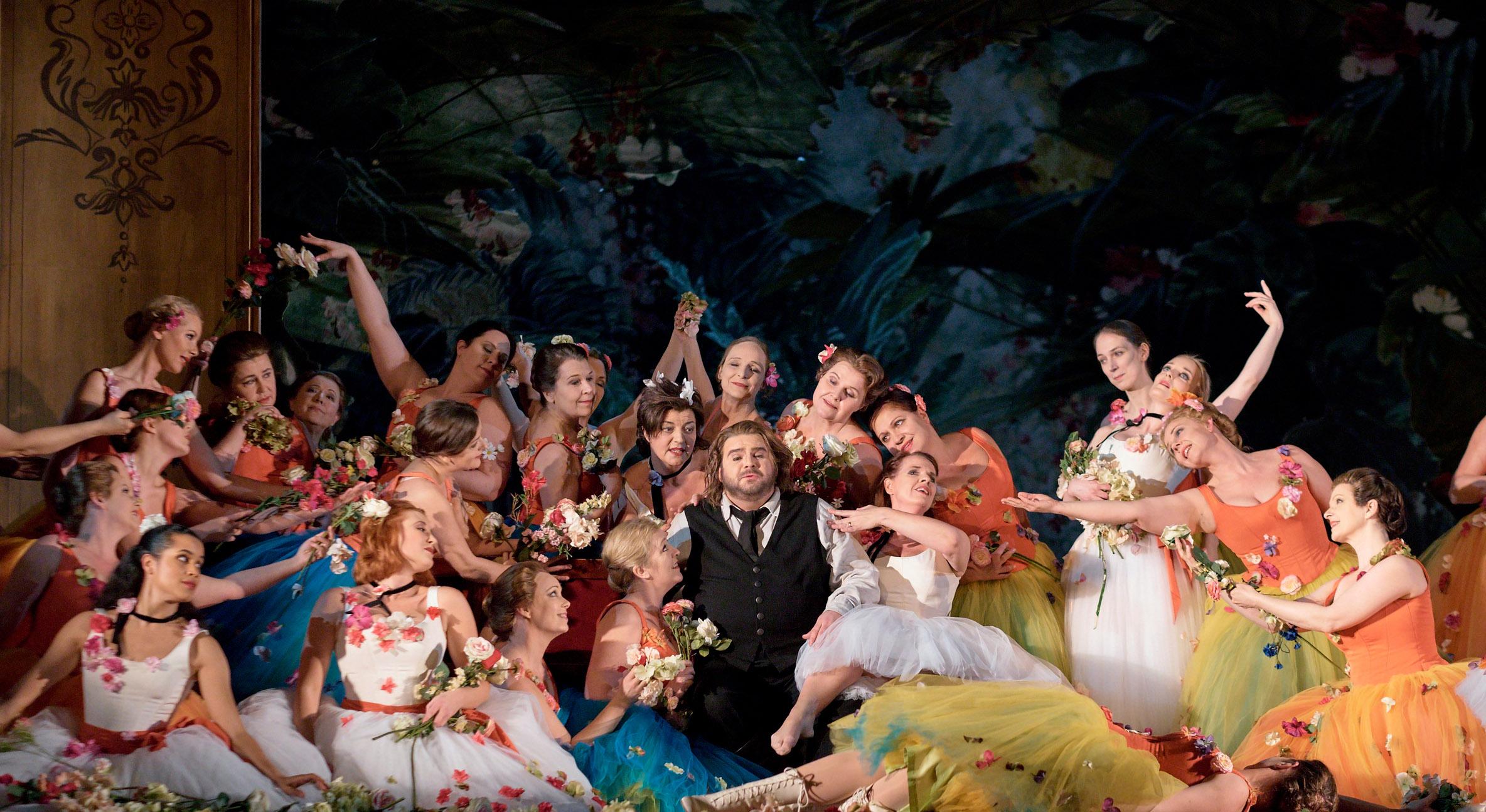 Parsifal , Kungliga Operan