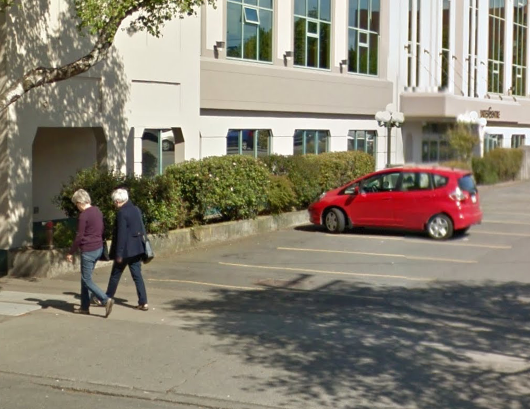 836 Yates before changes. Image source: Google Maps