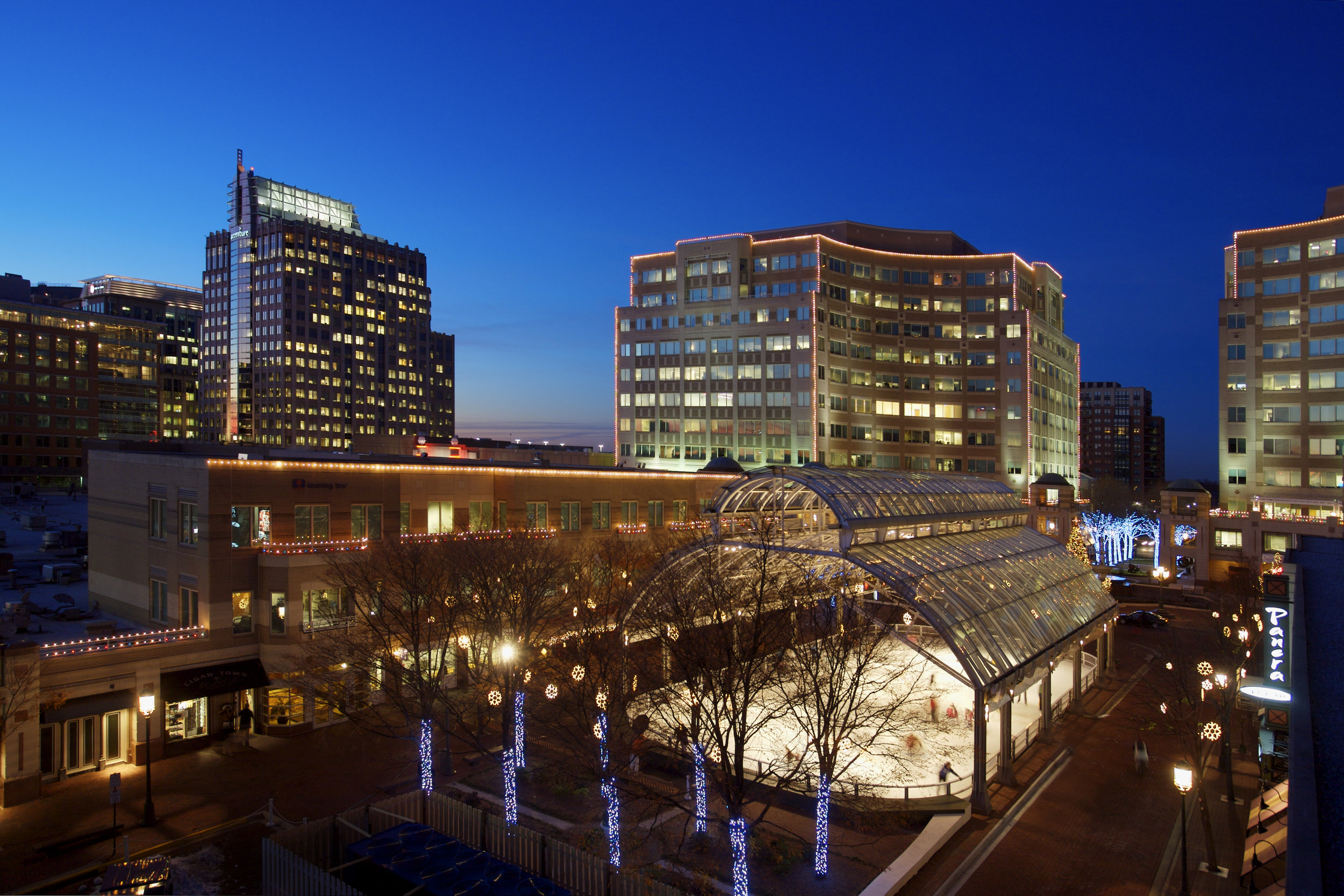 Pavilion-and-buildings-at-night.jpg