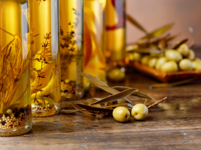 Olive oil in Spanish cooking