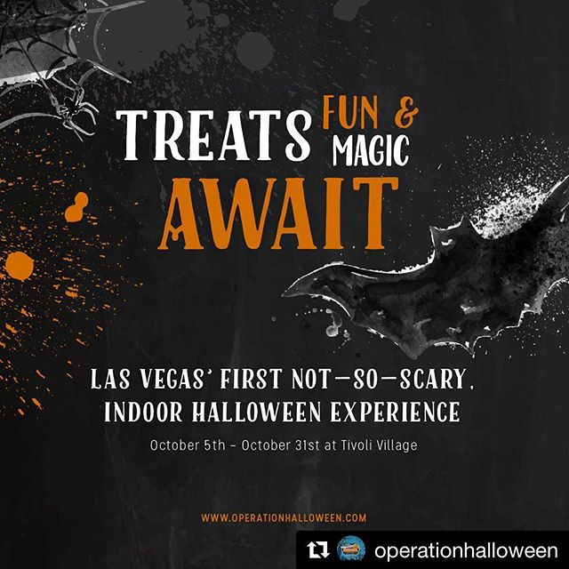 #Repost @operationhalloween with @get_repost ・・・ 🖤🧡🖤🧡  Happy Halloween to you 👻  Don't be scared, we don't yell boo! 🎃  Come one, come all and see our sights 🎡  Filled with fun and not with frights 🧛♀️  We love to play, make slime and share 😃  So bring the kids, we will not scare. 🦇   🧡🖤🧡🖤  👉🏻🎟 www.operationhalloween.com #operationhalloween #tivolivillage