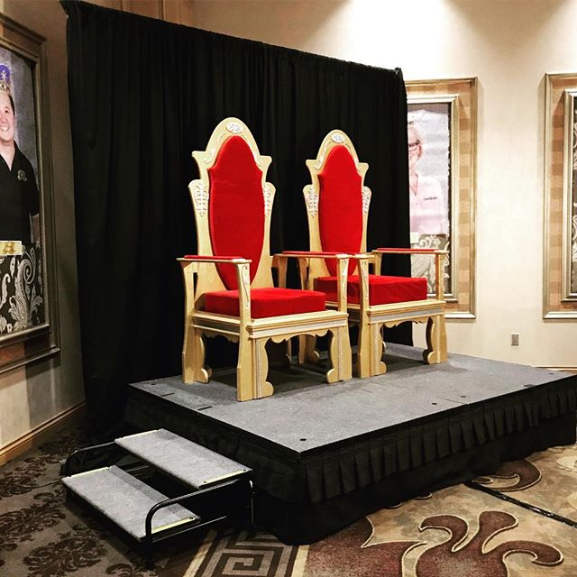 SDMI's Holiday Party 2018. How awesome was my setup for the night. 👑📸 #ekadaphotobooth #SDMILV