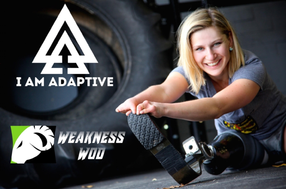 "I AM ADAPTIVE HELPS STRATEGIZE  & IMPLEMENT INNOVATIVE AVENUES TO AID IN RIDDING THE WORLD OF THE WORDS ""HANDICAPPED & DISABLED"". WE ARE ALL ADAPTIVE BEINGS!"