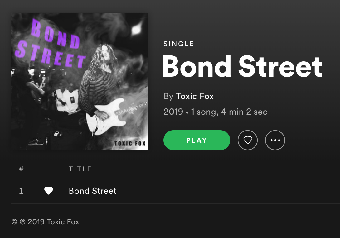toxic_fox_the_b_Side_agency_bond_street