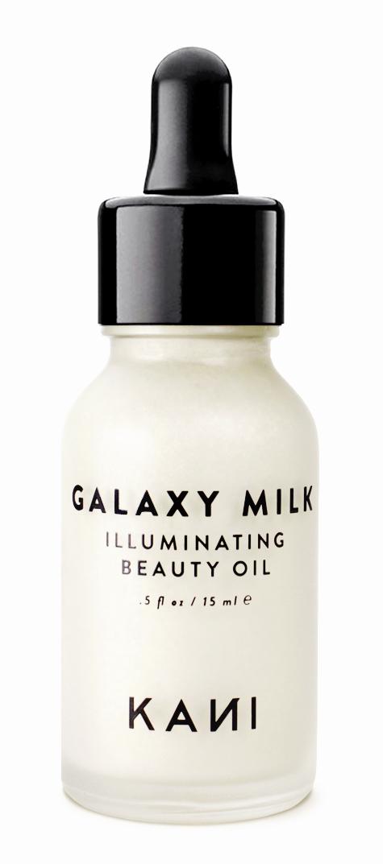 Current Favorite Product  //  KANI GALAXY MILK ILLUMINATING BEAUTY OIL