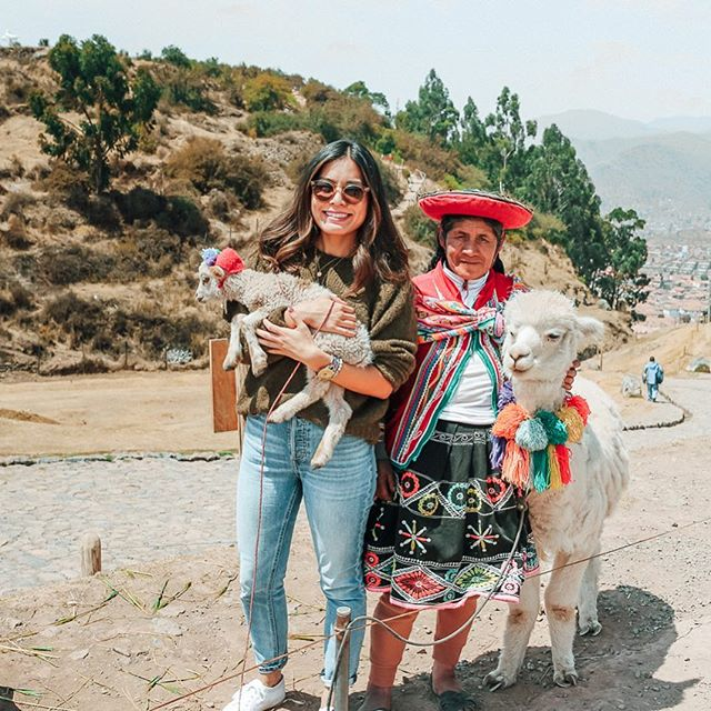 Made some Peruvian friends 💛
