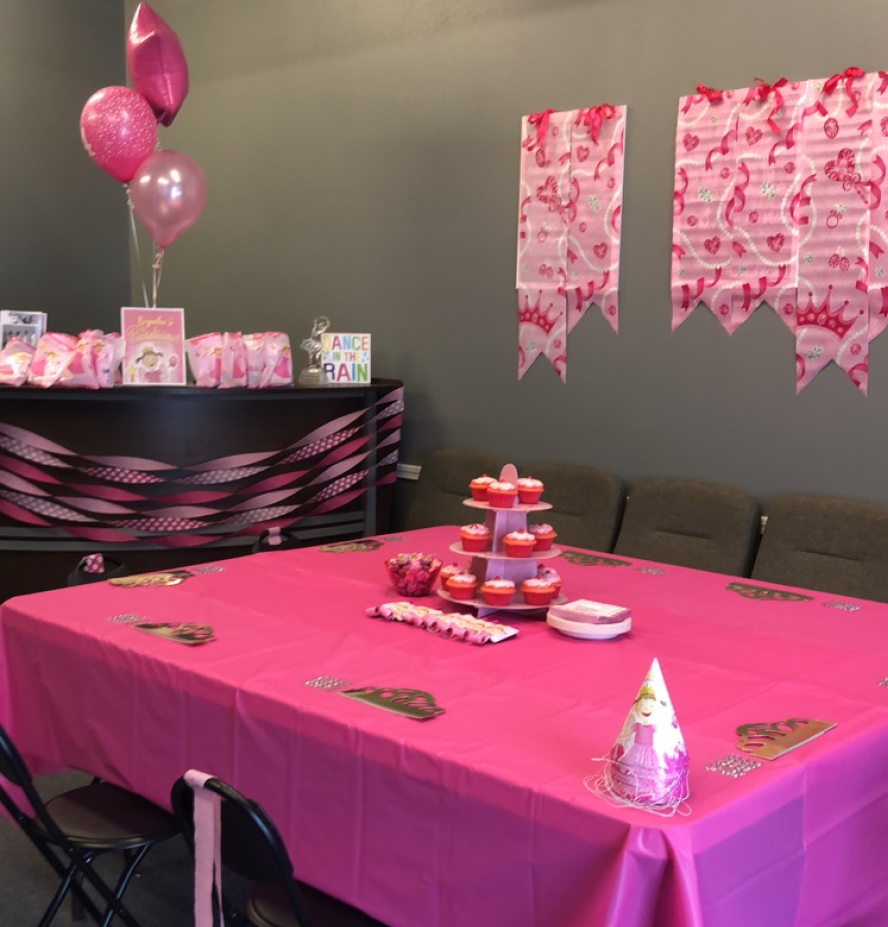 Celebrate your special day at Motivate Dance! -