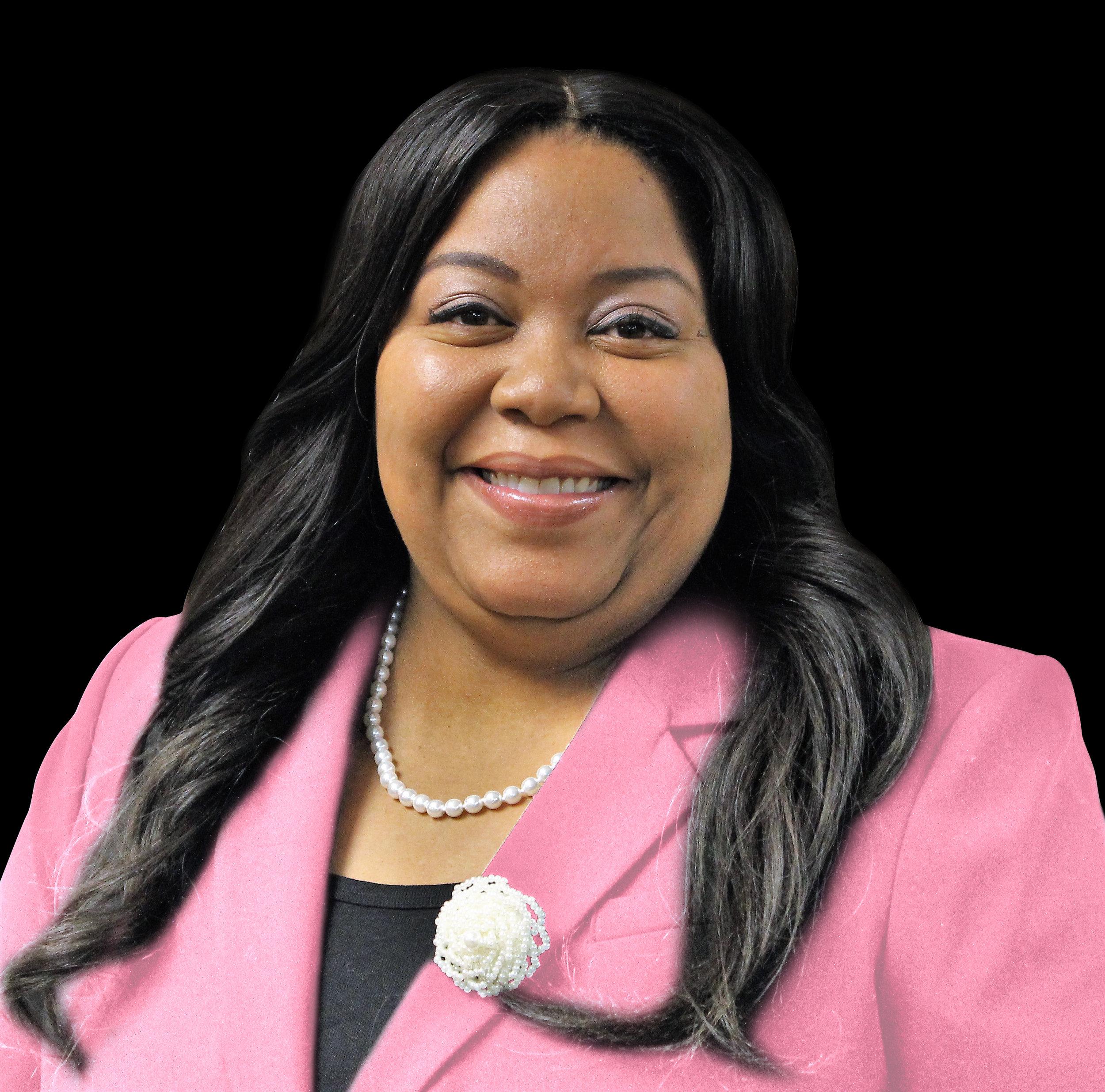 Branndii Peterson, Graduate Advisor - Theta Mu