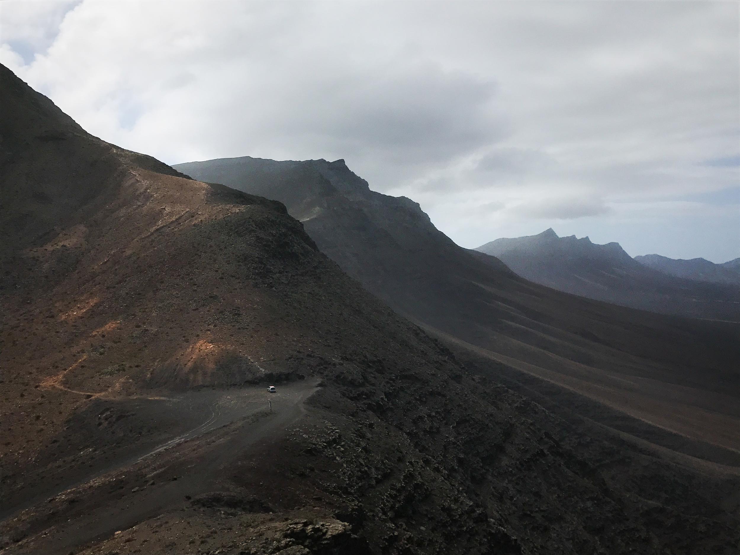 Parque Natural Jandia, Fuerteventura, Canary Islands