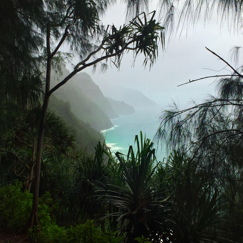 Na Pali Coast, Kaui, Hawaii