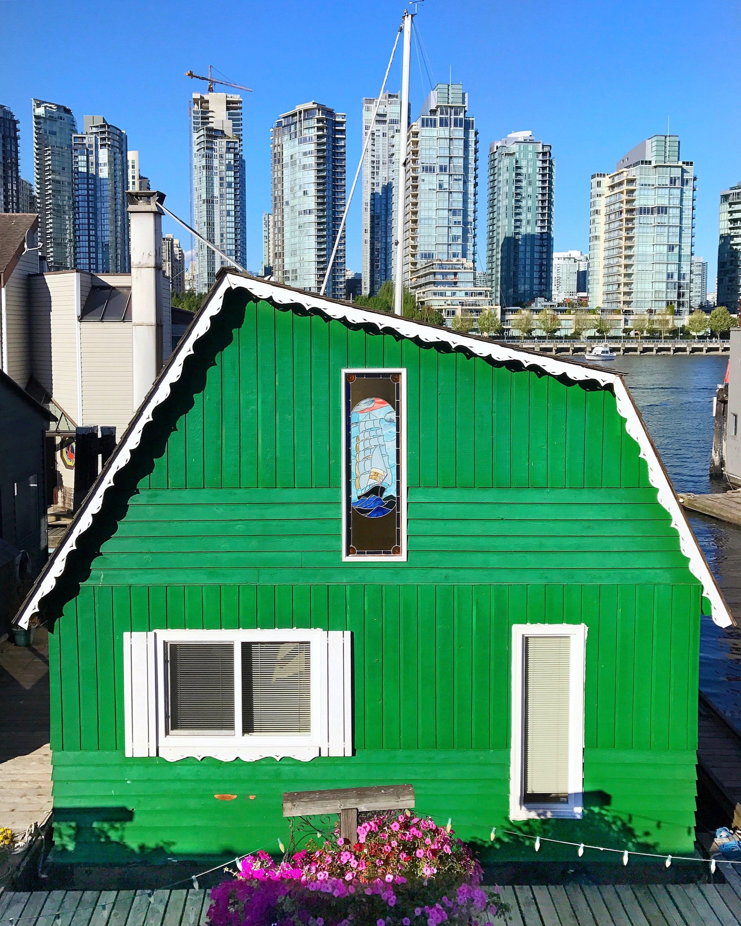Granville Island, Vancouver, Canada