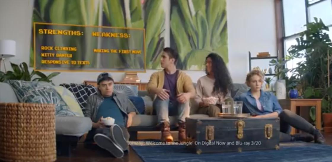 Julian Sony Jumanji Commercial.PNG