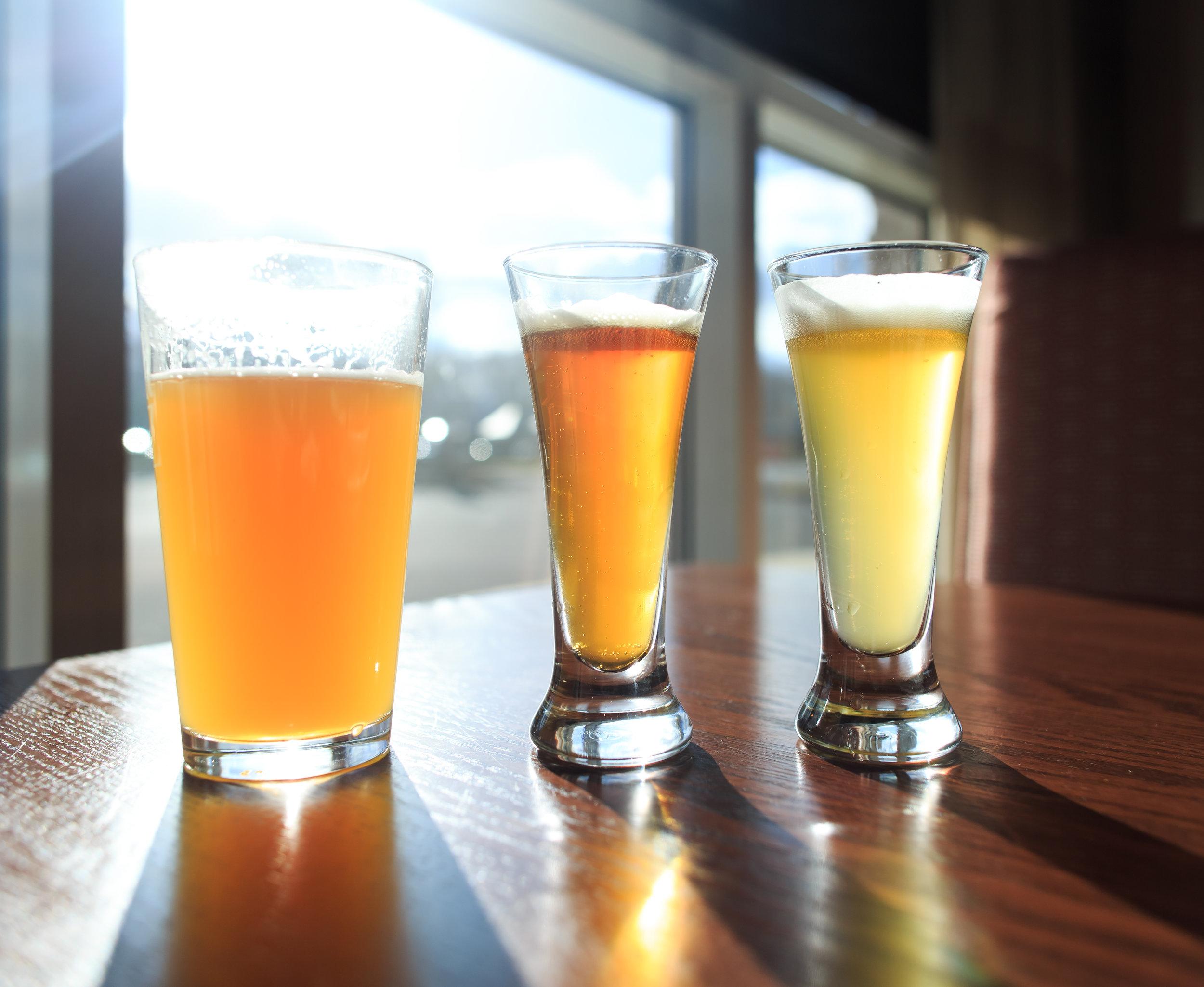 Kane Beer Flight
