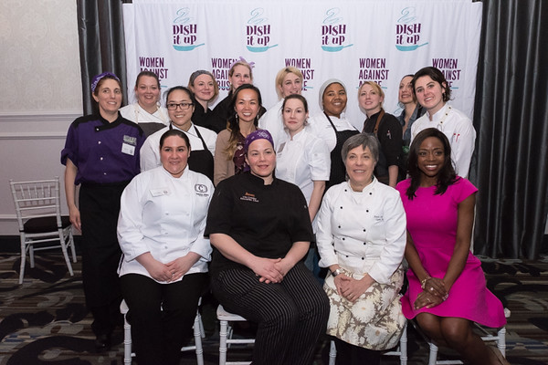 Participating Chefs from 2017