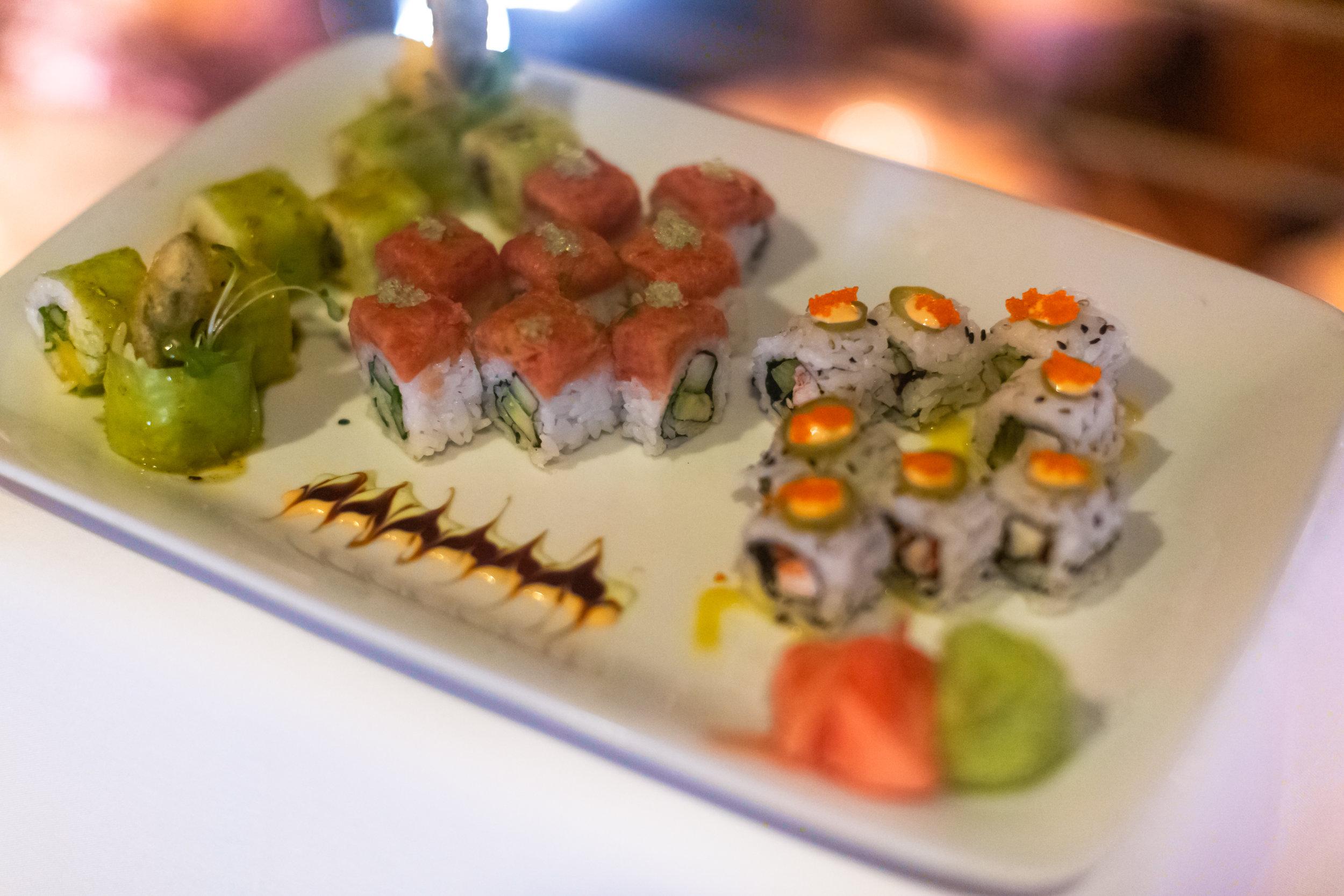 Sushi  Roll Assortment