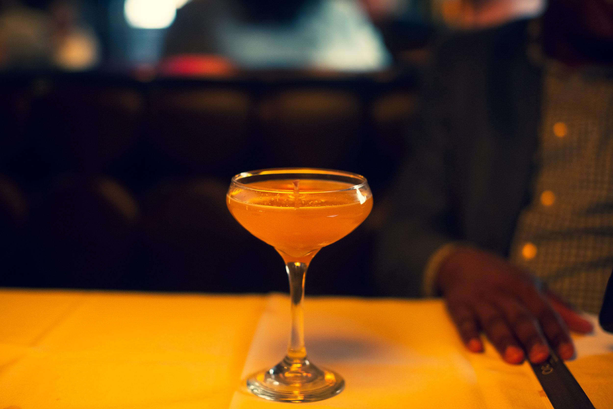 Whiskey Clover