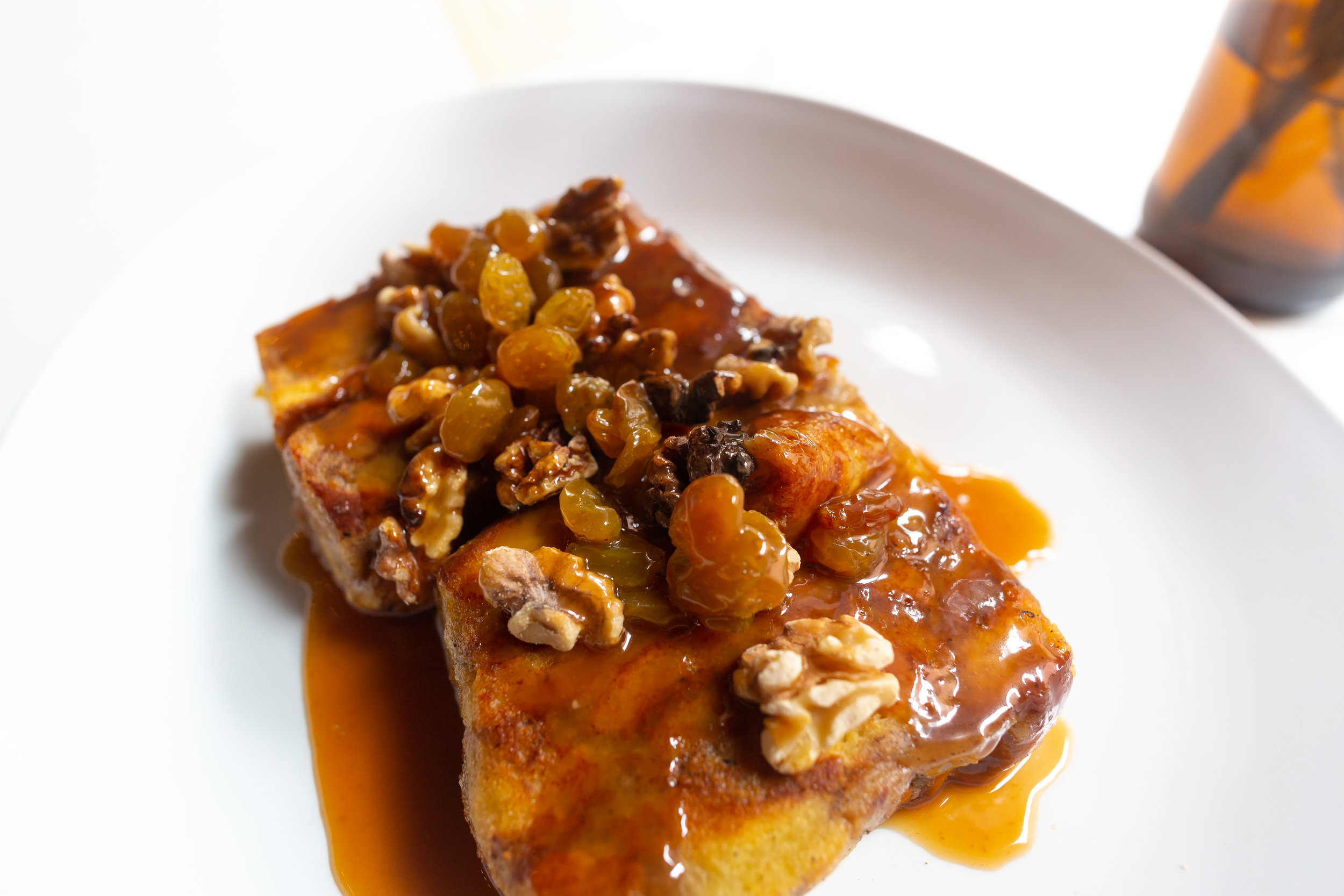 Sticky Bun French Toast