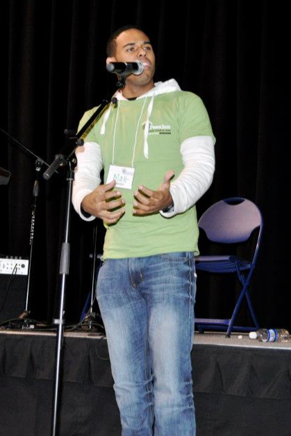 """Matthew Madonia - Matthew """"Write Now"""" is an Emmy award winning poet, Ivy Graduate, and renowned public speaker.His work has been featured on HBO, CW, BET, Power 96, and More!"""