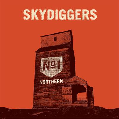 Skydiggers / No 1 Northern (2013)