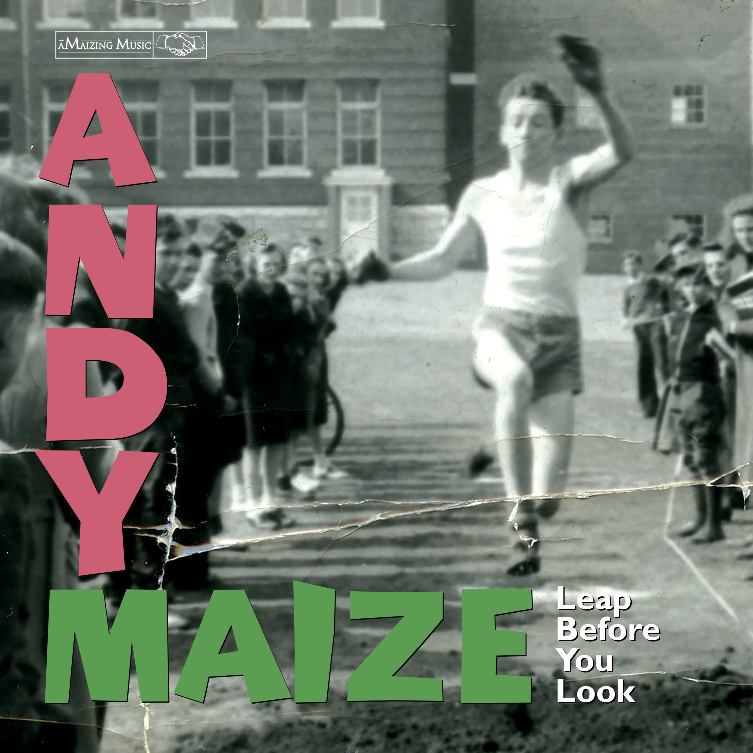 Andy Maize - Leap Before You Look  (2019)