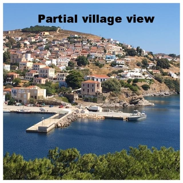 Partial village view