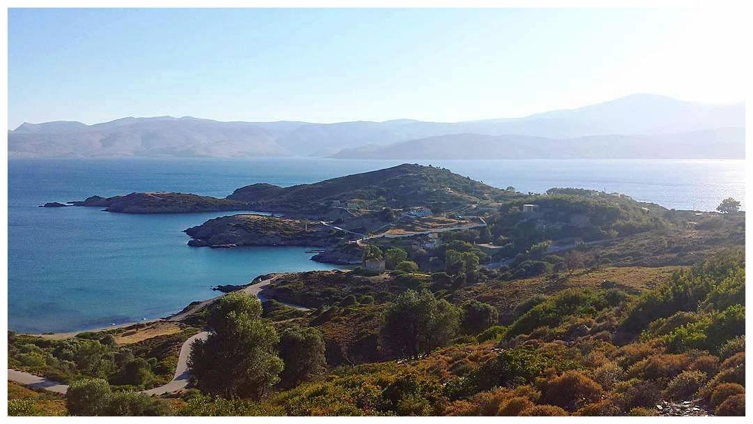Southwest island views