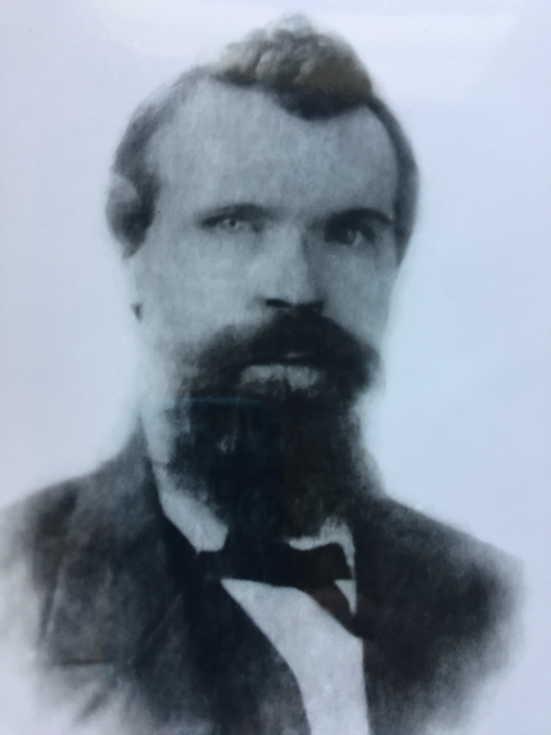 Daniel McCorriston, 1845-1899