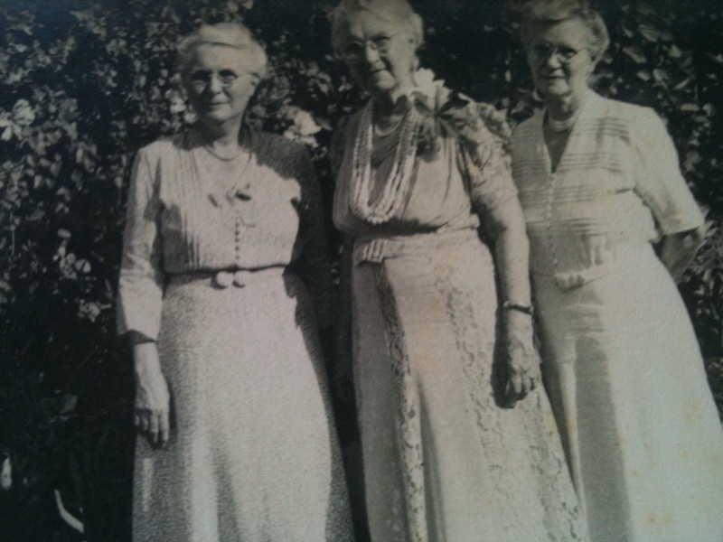 The McCorriston Sisters