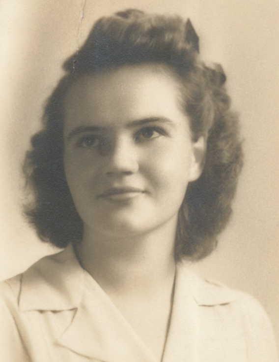 Patricia McCorriston, 1924-2004