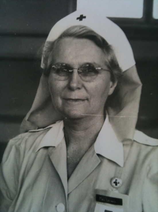 Isabelle McCorriston, 1887-1972