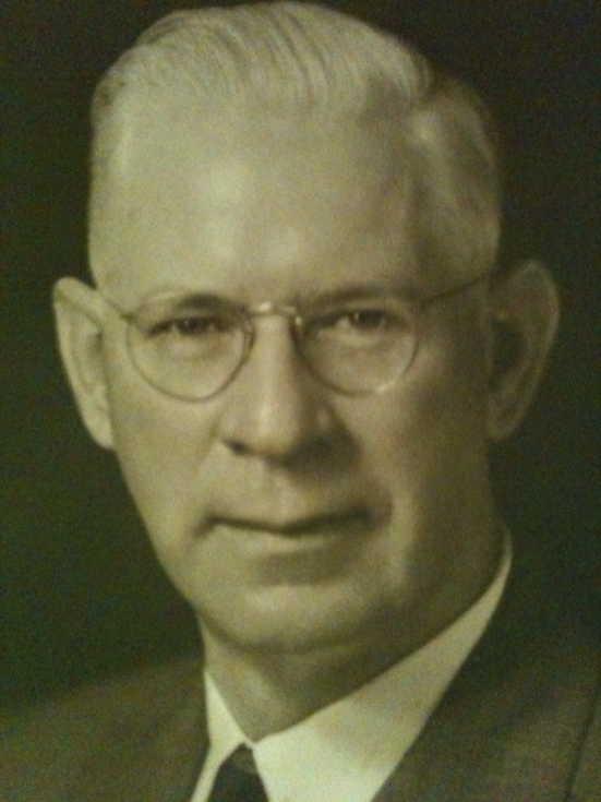 Daniel Frederick McCorriston, 1882-1955