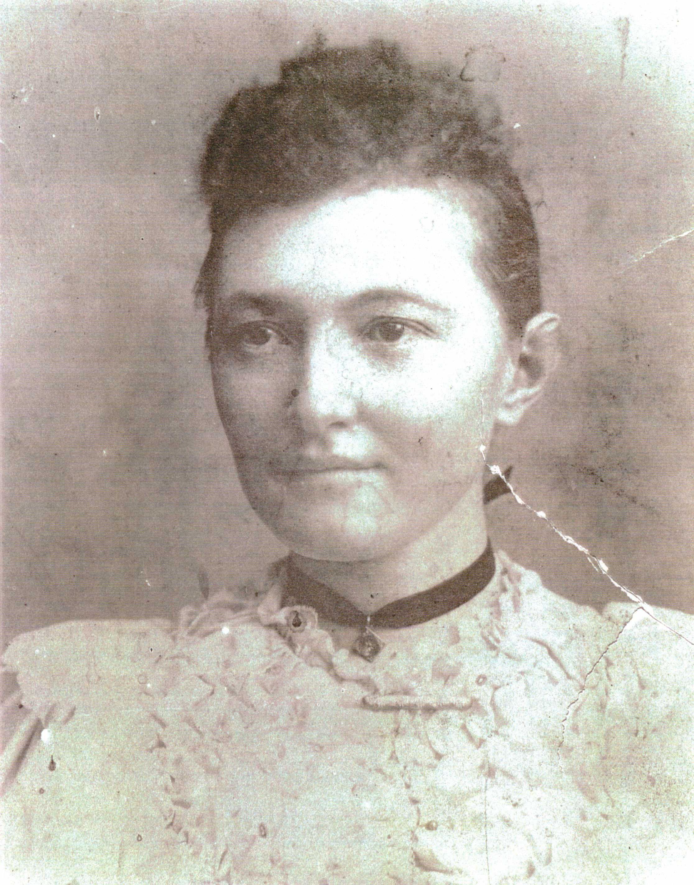 Sarah Theresa McCorriston, date unknown.