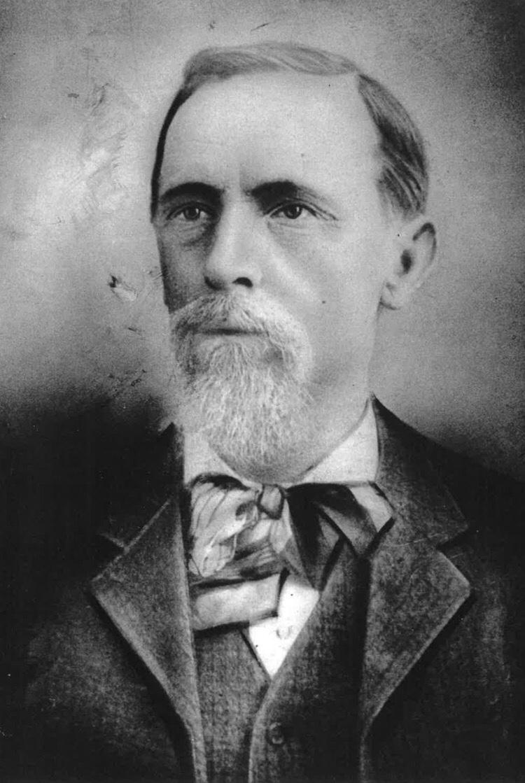 Daniel McCorriston, 1840-1927