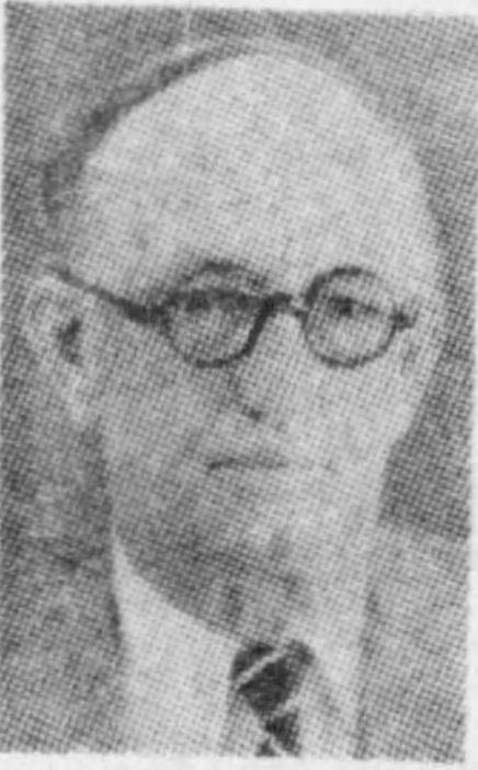 Edward McCorriston, 1945