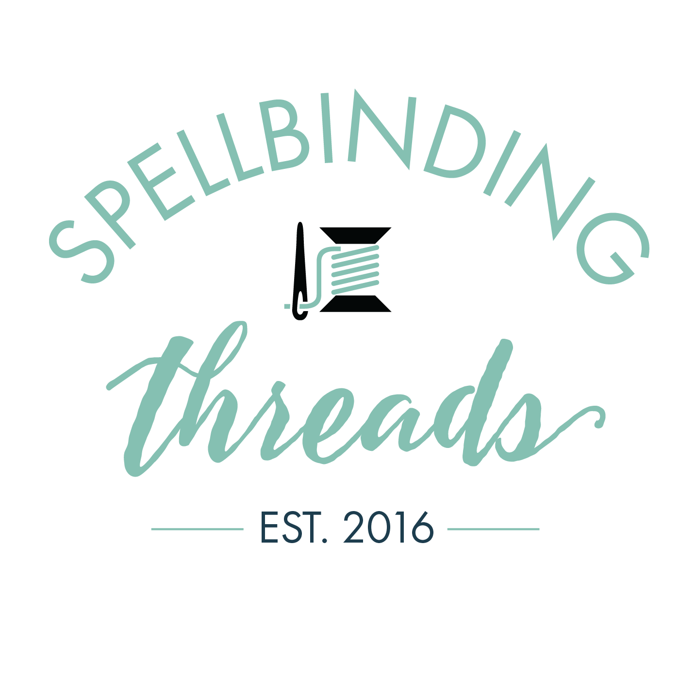 Spellbinding Threads   | Embroidered Gifts