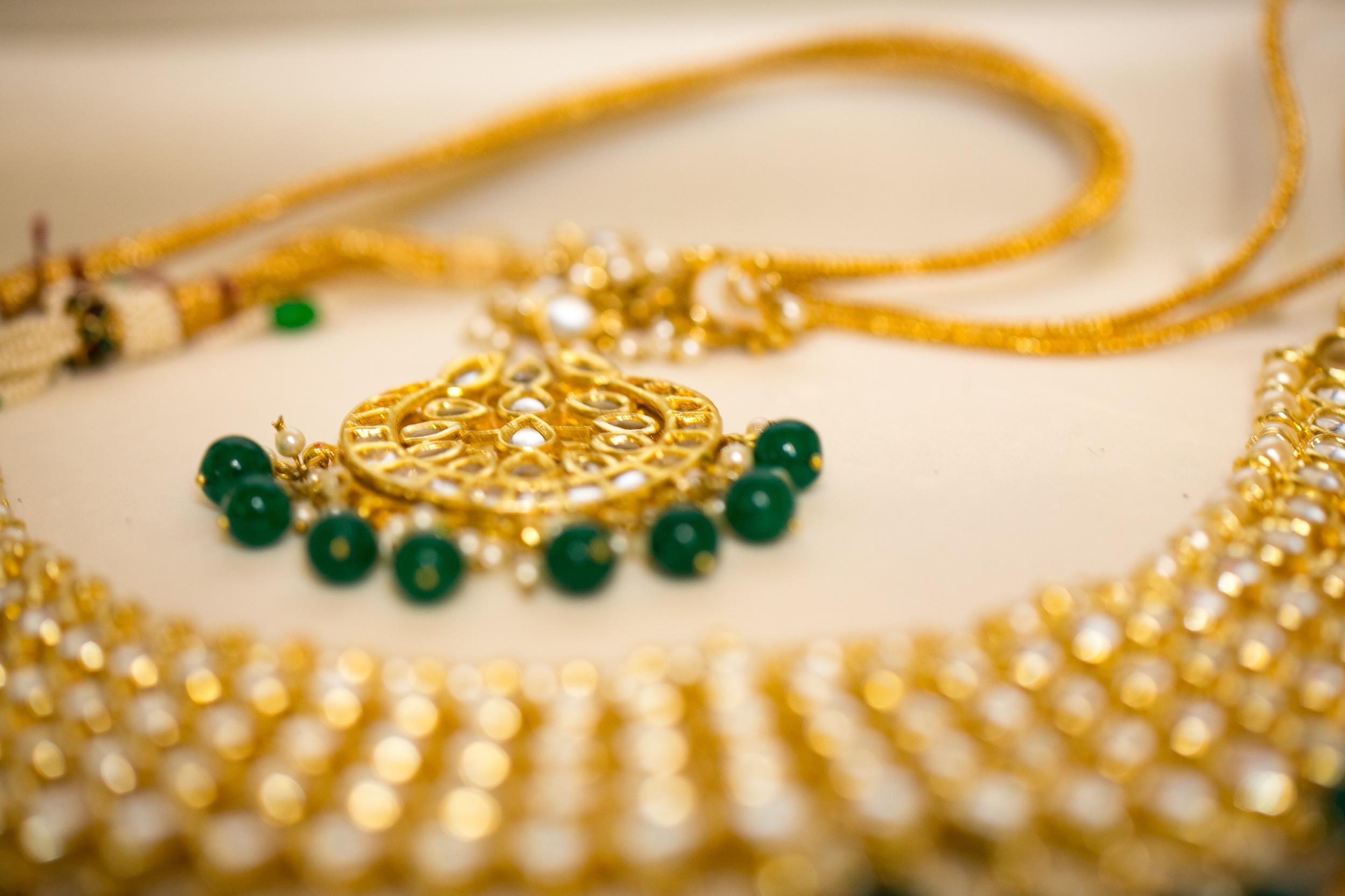 Nitu's Necklace