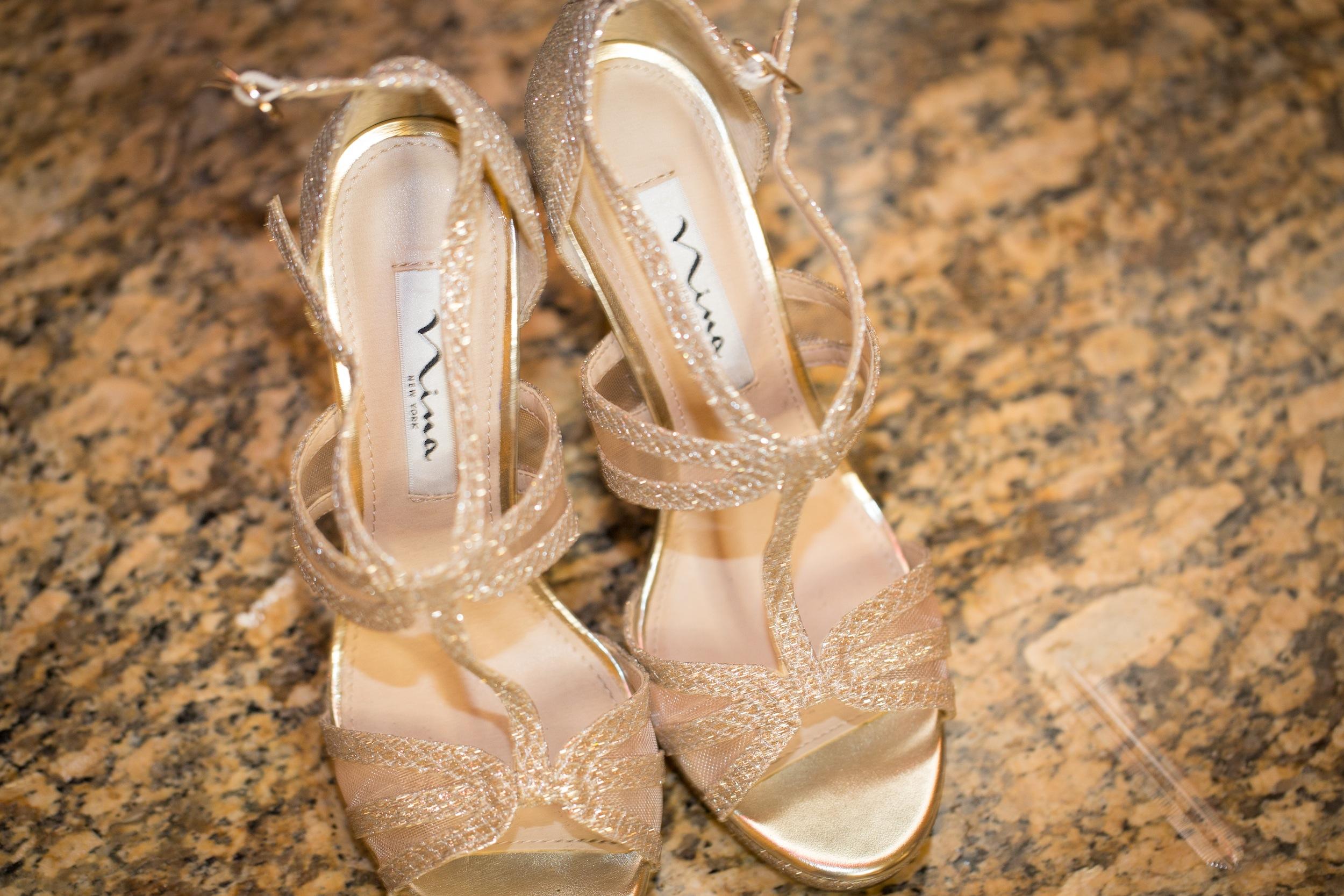 Nitu's Shoes