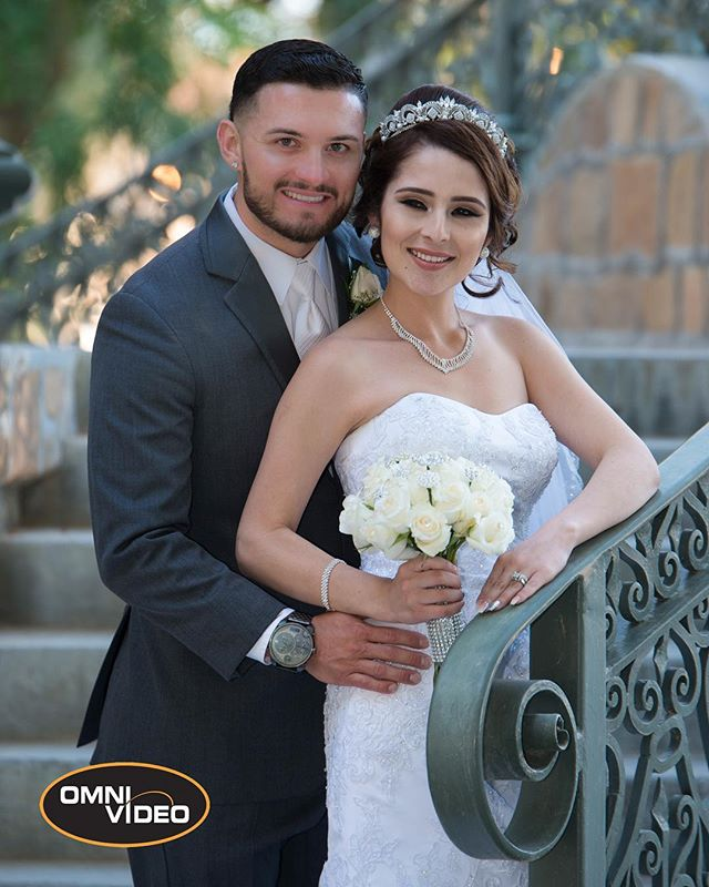 Happy Anniversary to Daisy & Nelson from all of us at Omni Video! @omnivideousa www.omnivideousa.com