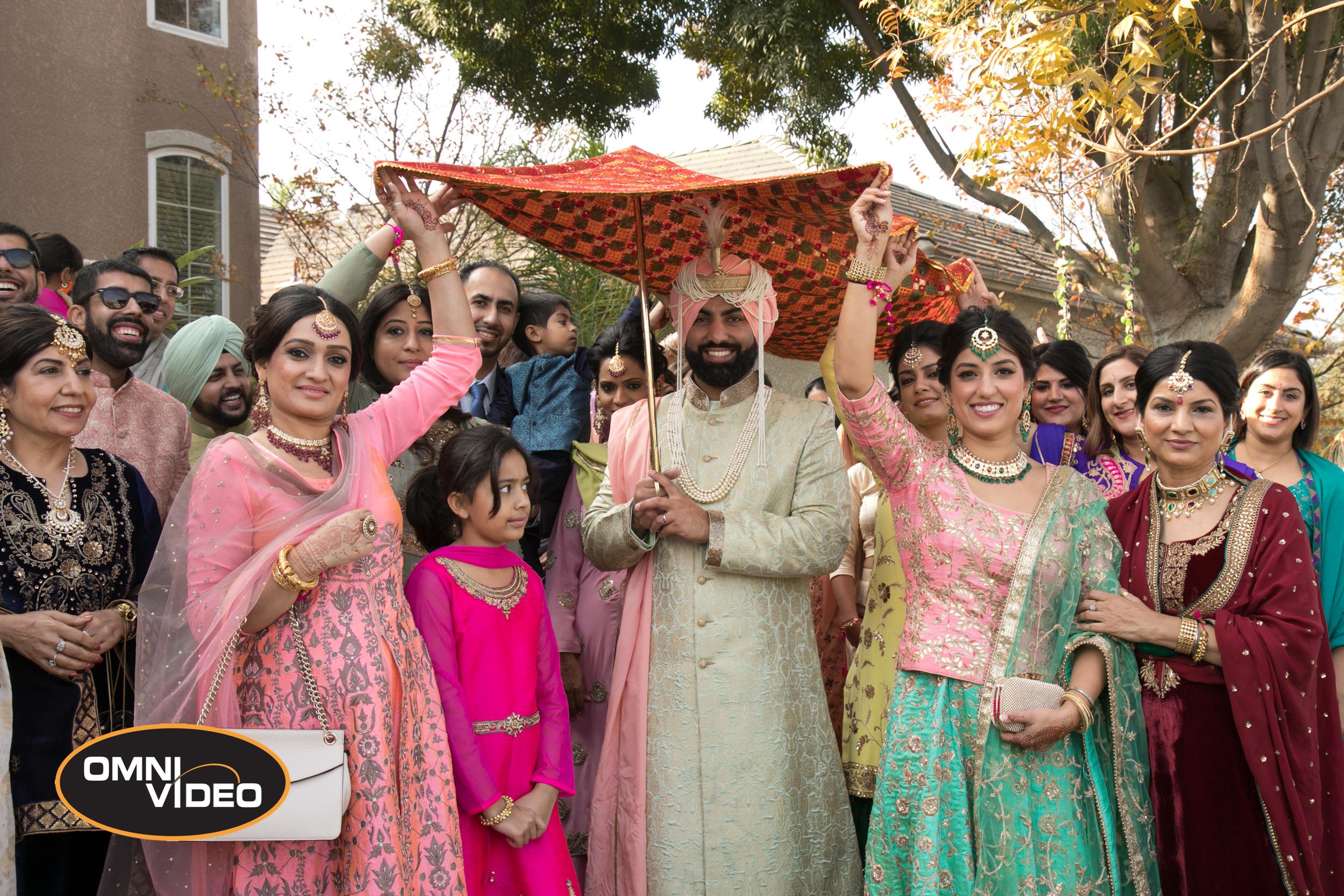 Balkirat & Preeti's Wedding - Omni. Video USA