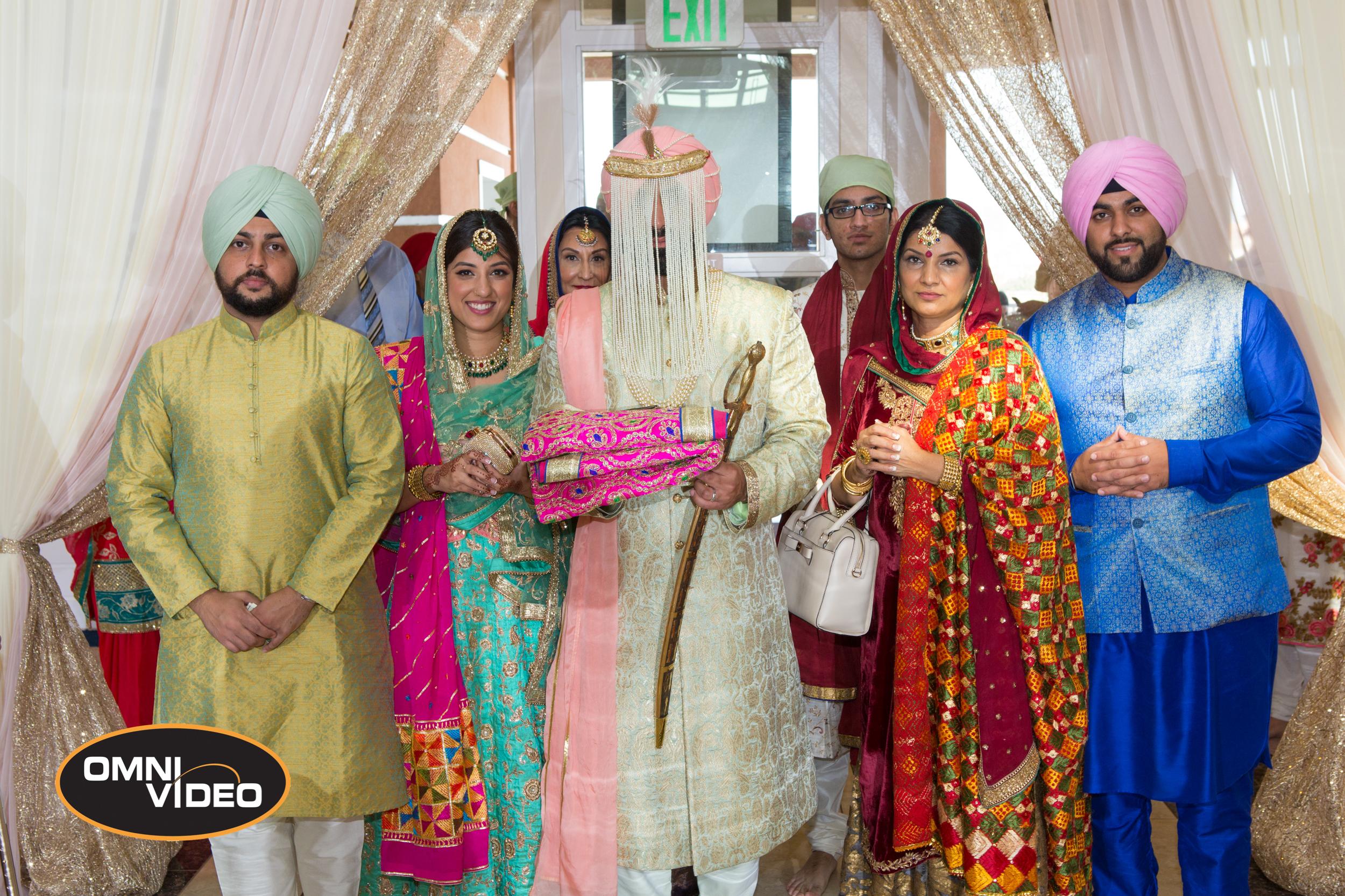 Balkirat & Preeti's Wedding - Omni Video USA