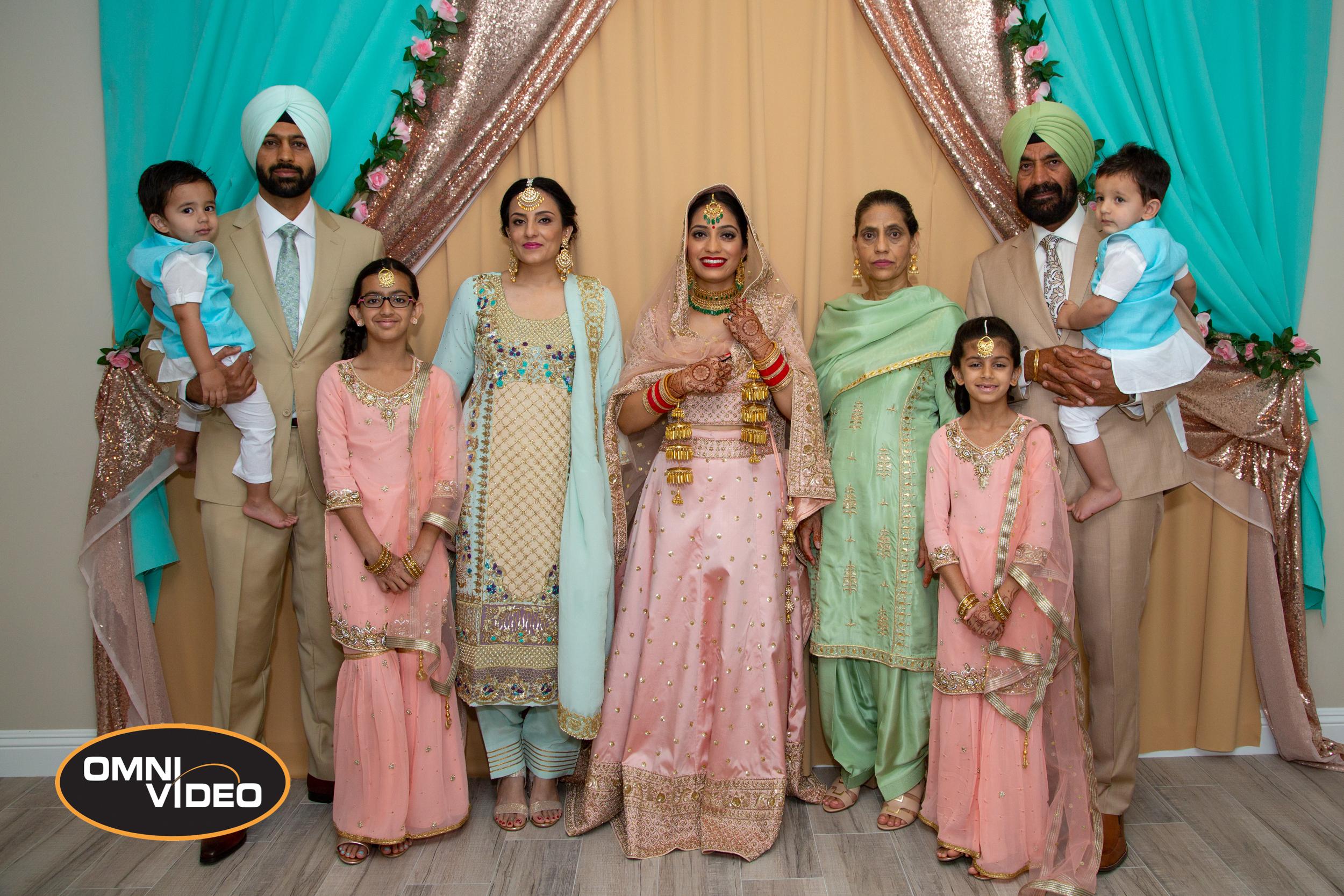 Harmeet & Manjot's Wedding - Omni Video USA
