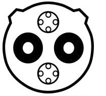 Chademo connector symbol