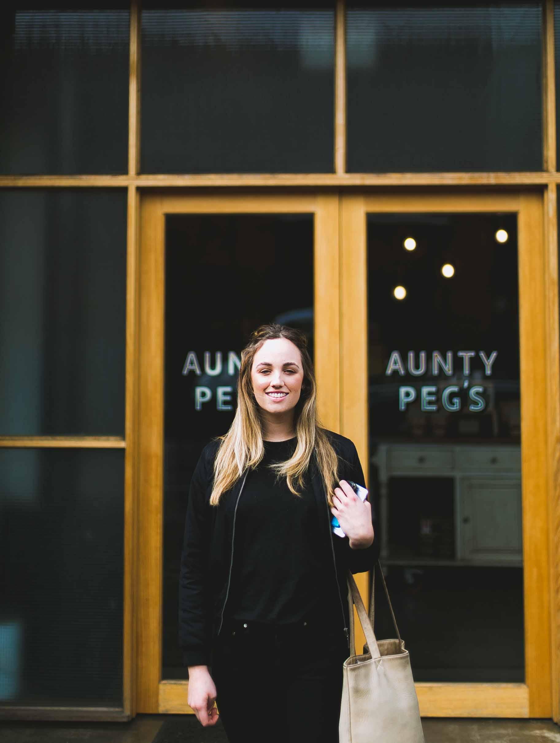 Aunty Pegs, Proud Mary