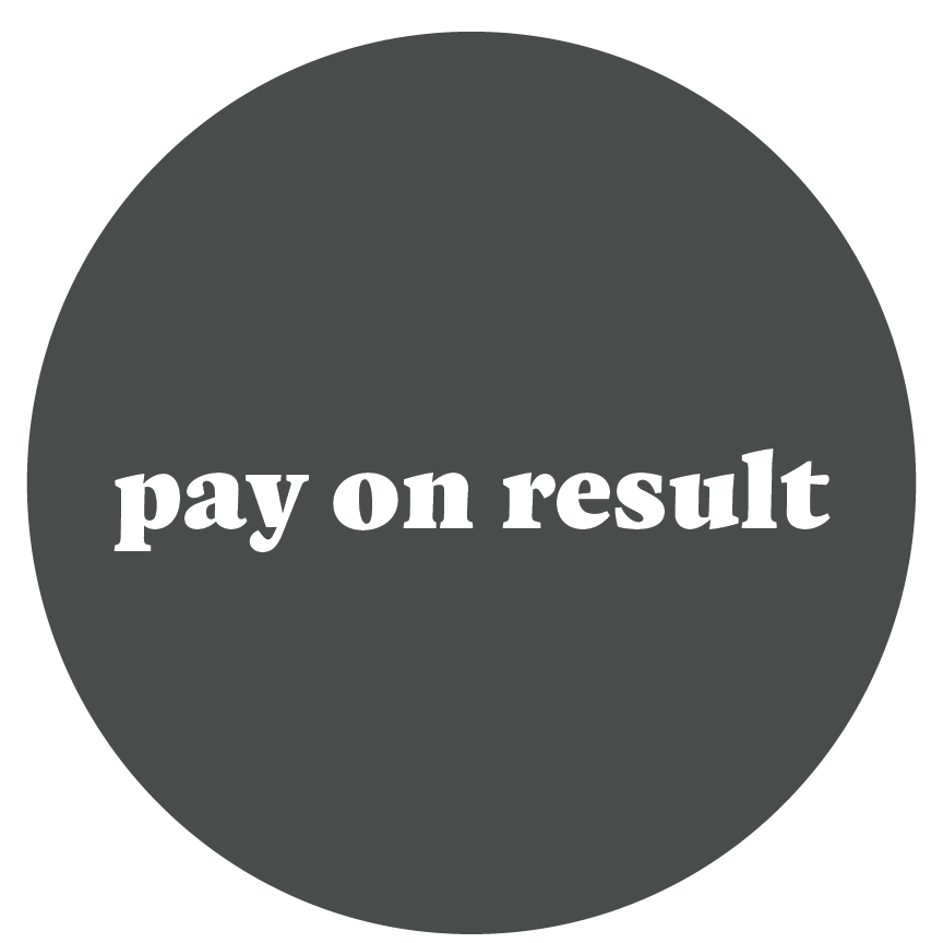 Pay on result- Lala