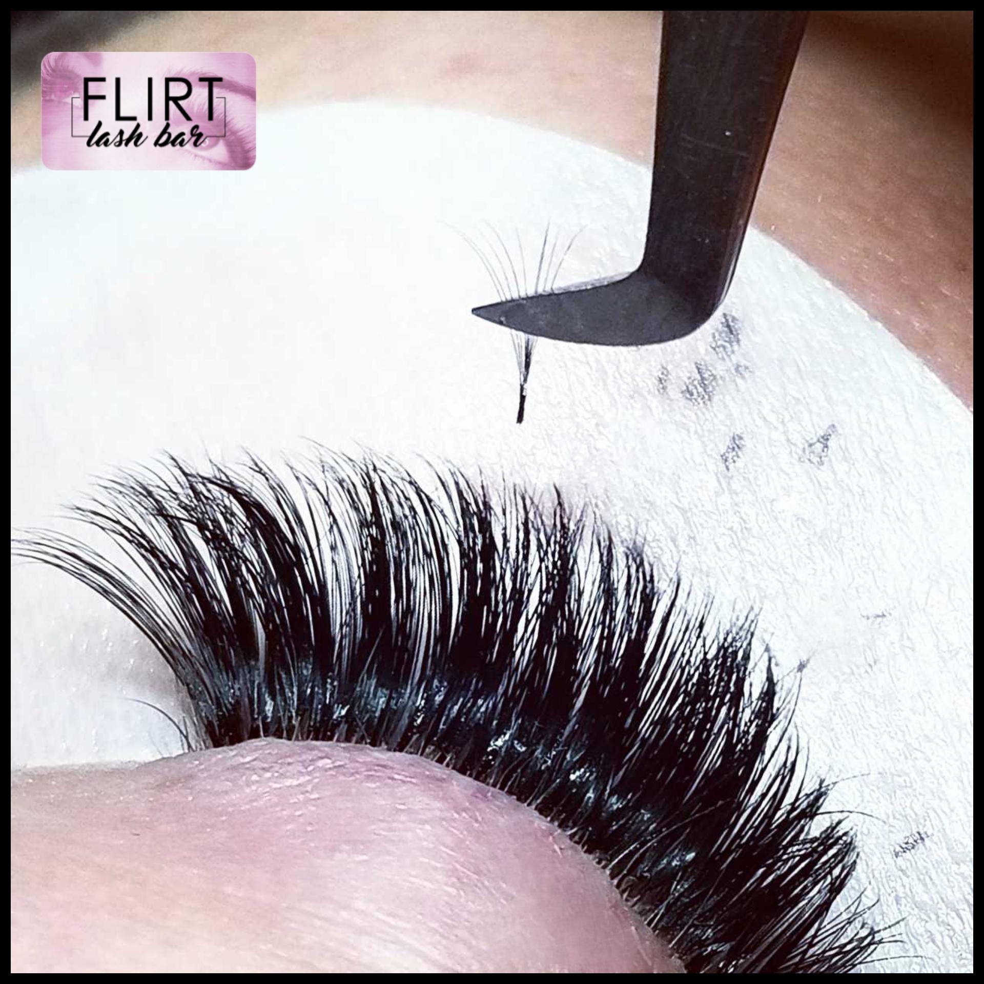 Flirt Lash Bar - Best Eyelash Extensions - Long Beach - Los Angeles