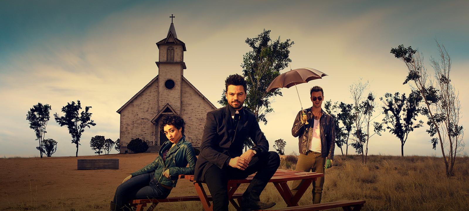 Tulip, Jesse, Cassidy of  Preacher
