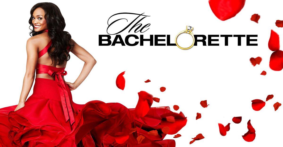 Rachel Lindsay for  The Bachelorette
